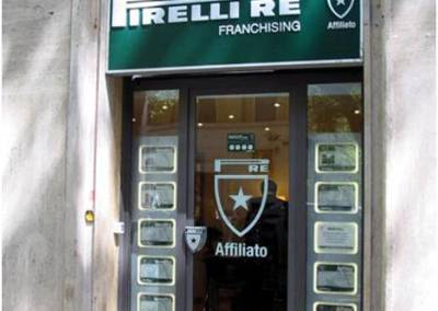Pirelli - Re Franchising – Render