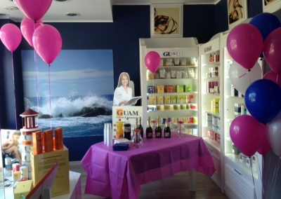 Guam Corner, punto vendita Latina