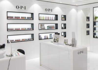 OPI_Cosmoprof Stand interno franchising