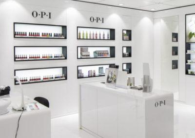 OPI_Cosmoprof Stand interno franchising