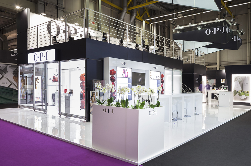 OPI stand