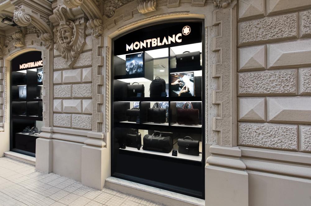 MONT BLANC boutique