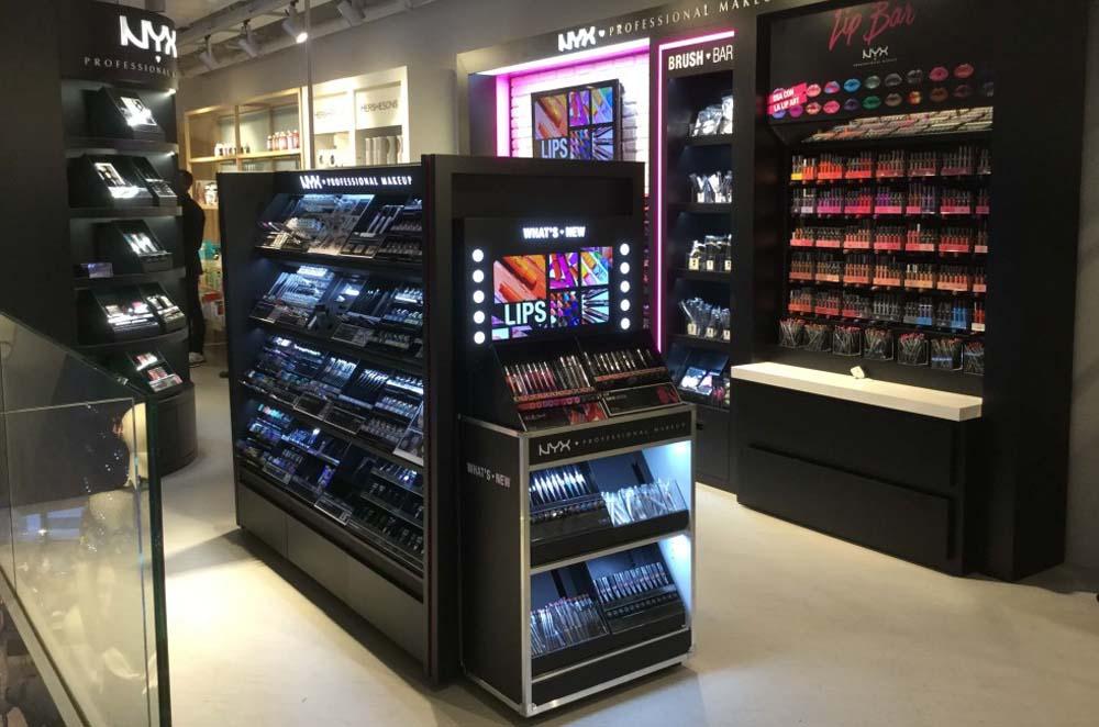 NYX shop in shop